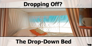 Drop Down Bed Motorhome Configuration