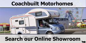Search Our Online Showroom Stock List for Coach-built Motorhomes