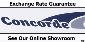 Concorde Motorhomes Exchange Rate Guarantee Special Offer