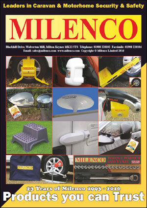 2016 Milenco Security and Safety Catalog Download