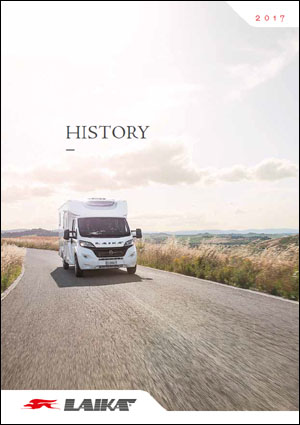 2017 Laika Motorhome Brochure Download