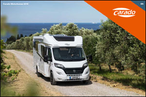 2018 Carado Motorhome Brochure Download