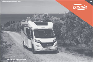 2018 Carado Motorhome Technical Data Download