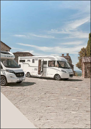 2018 Laika Motorhome Brochure Download