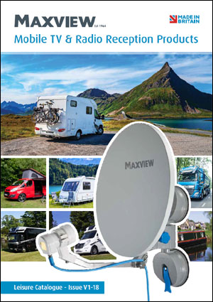 2018 Maxview Mobile TV Systems Brochure Download