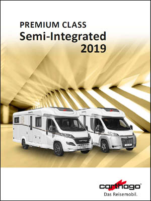 2019 Carthago Low-Profile Motorhome Brochure Downloads
