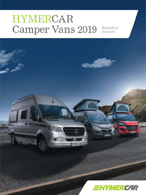2019 HymerCar Camper Van Brochure Downloads