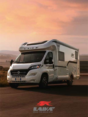 2019 Laika Motorhome Brochure Downloads
