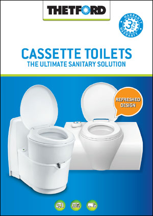 2019 Thetford Cassette Toilets Brochure Download