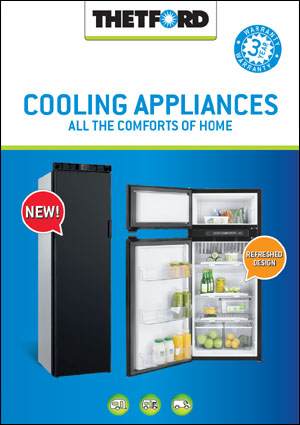 2019 Thetford Cooling Brochure Download