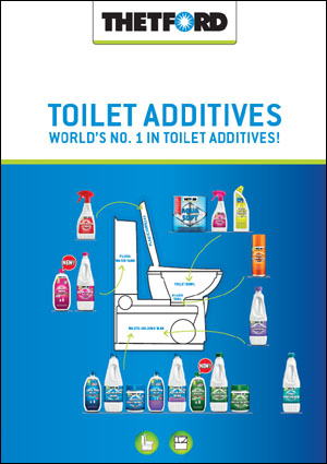 2019 Thetford Toilet Additives Brochure Download