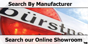 Search By Manufacturer on Our Online Motorhome Showroom