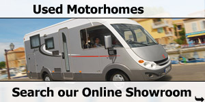 Used Motorhomes Search on Our Online Showroom