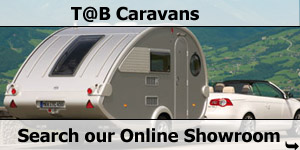 T@B Tab Caravans For Sale - Search Our Online Showroom