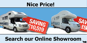 Nice Price - Special Offers on Rimor Motorhomes