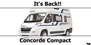 Concorde Compact - Its Back