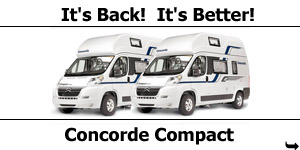 Concorde Compact - Its Back Its Better - Twin View
