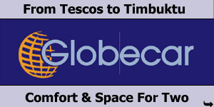 From Tescos To Timbuktu - Comfort & Space For Two - Globecar Van Conversion Motorhome