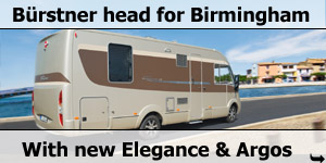 Burtsner Head for Birmingham with new Elegance & Argos