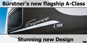 Busrtners New Flagship A-Class Motorhome - The Elegance