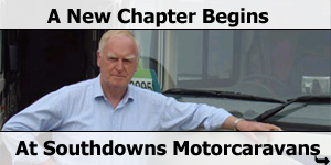 A New Chapter Begins at Southdowns Motorhome Centre