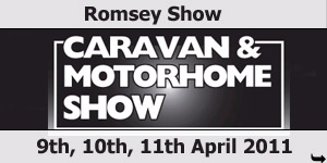 Romsey Motorhome Show Broadlands Hampshire April 2011
