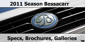 2011 Season Bessacarr Motorhomes Specifications and Brochures