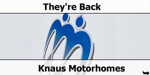 Knaus Motorhome Available From Southdowns Motorhome Centre