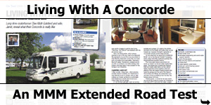 MMM Out And About Review of Living with a Concorde by Clive Mott-Gotobed