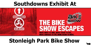 Southdowns Exhibit Motorhomes At Stonleigh Bike Show