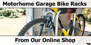 Motorhome Garage Bike Racks For Sale From Our Online Shop