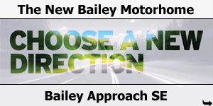 Choose A New Direction - Bailey Motorhomes