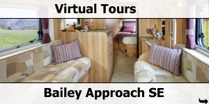 Virtual Tours of the Bailey Approach SE Motorhomes