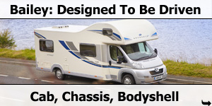 Bailey Motorhomes - Designed To Be Driven
