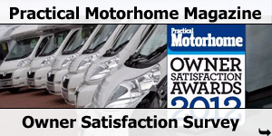 Practical Motorhome Magazine Owner Satisfaction Survey