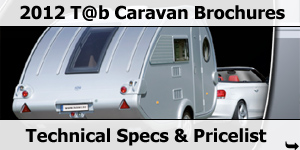 2012 Tab Caravan Brochure, Technical Specs and Pricelists