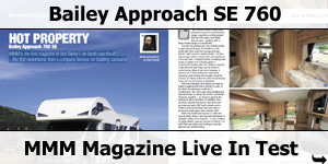 MMM Magazine Bailey Approach SE 760 Live In Test