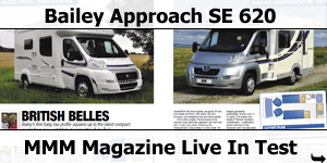 MMM Magazine Bailey Approach SE 620 Head To Head Test