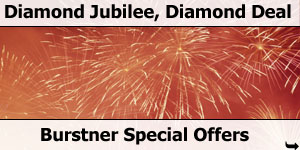 Diamond Jubilee Burstner Special Offers