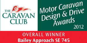 2012 Caravan Club Design & Drive Awards, Overall Winner