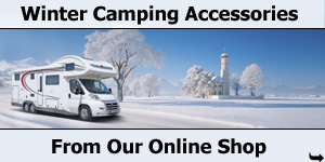 Winter Camping Accessories For Sale at Southdowns Motorhome Centre