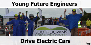 Southdowns Sponsor Young Engineers