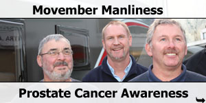 Southdowns Team Movember Manliness November 2012