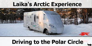 Laika Arctic Experience - Trip To The Polar Circle