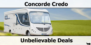Concorde Credo - Unbelievable Deals