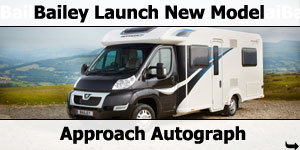 Bailey Launch Approach Autograph Model Range