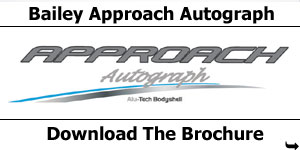 Bailey Approach Autograph Motorhome Brochure Download