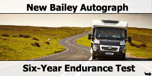 Bailey Approach Autograph Six-Year Endurance Test