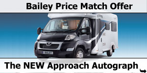 Price Match Offer on New Bailey Approach Autograph