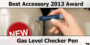 Dometic Gas Level Checker Pen